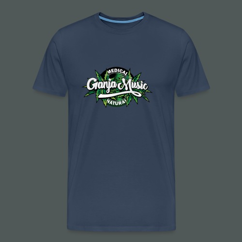 Medical Ganja - Men's Premium T-Shirt