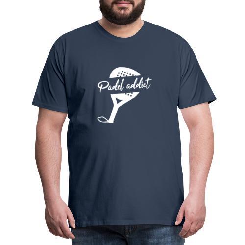 Padel Addict - T-shirt Premium Homme