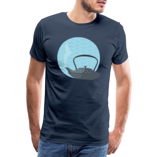 Tetsubin tee - Men's Premium T-Shirt
