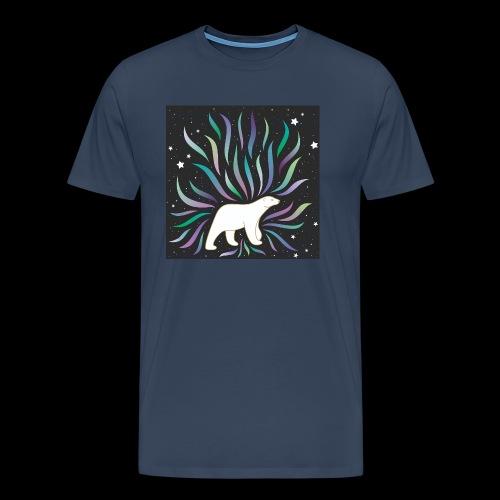 polar ours - T-shirt Premium Homme