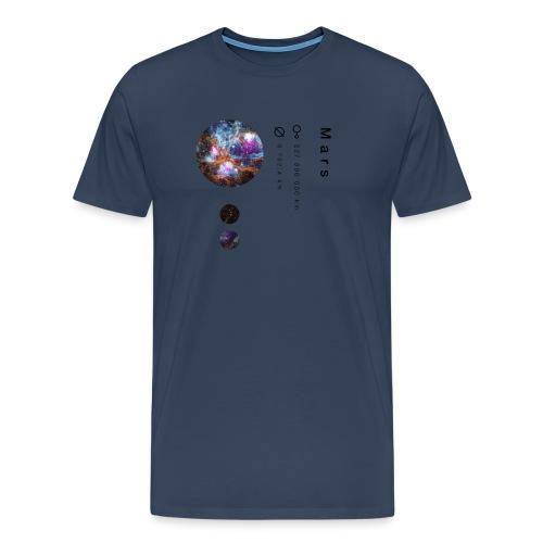 Mars - T-shirt Premium Homme
