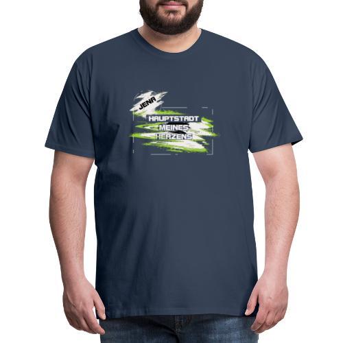 Jena Hauptstadt - Männer Premium T-Shirt