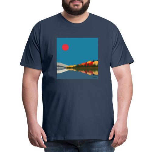 quebec - T-shirt Premium Homme