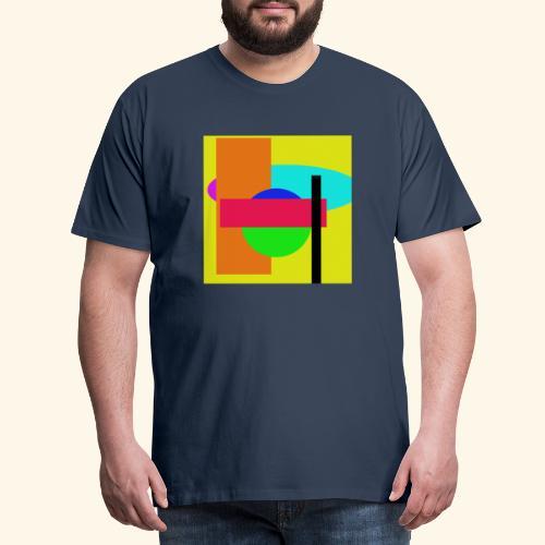 Pop-art71 - Maglietta Premium da uomo