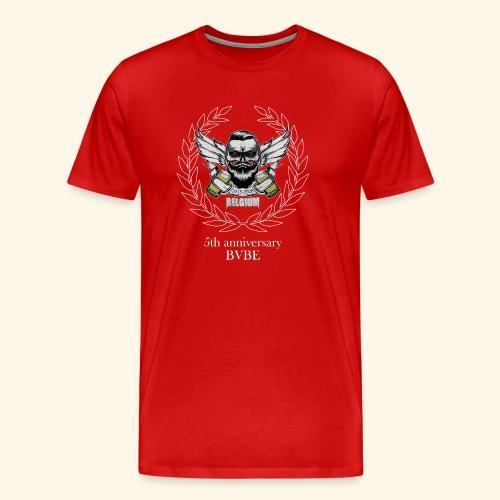 BVBE 5Y shirt 1 - Men's Premium T-Shirt