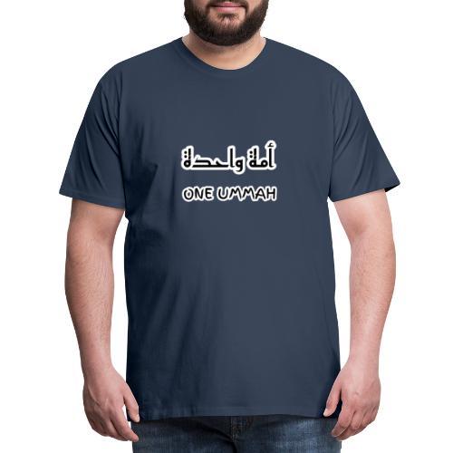 one ummah - Men's Premium T-Shirt