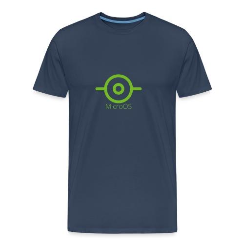 MicroOS - Men's Premium T-Shirt