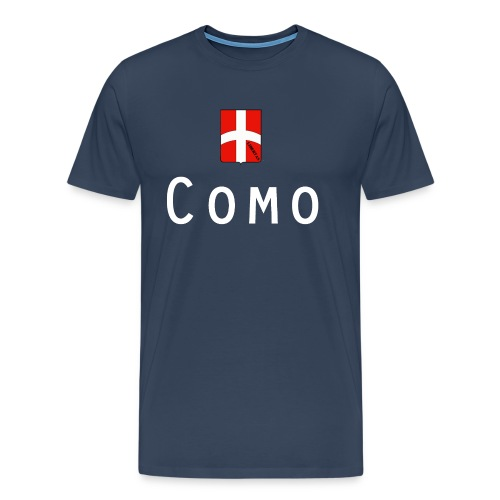 Como - Maglietta Premium da uomo