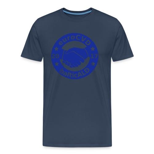 Joint EuroCVD-BalticALD conference womens t-shirt - Men's Premium T-Shirt