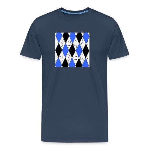 Wir sind Zürcher - Männer Premium T-Shirt