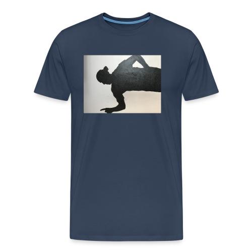 Zlatan - Premium-T-shirt herr