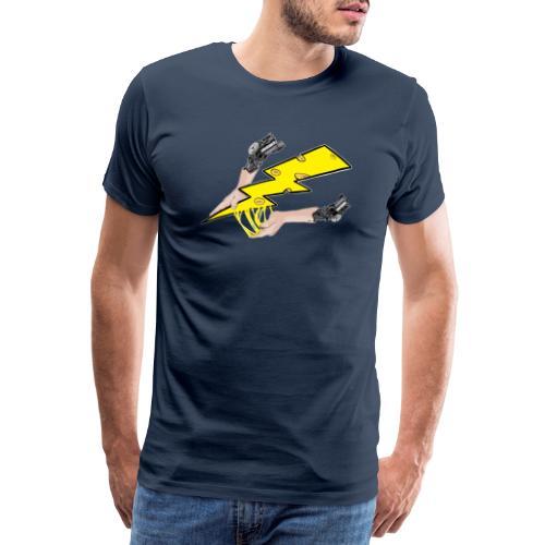 Super Liquid (T-Shirt Super héro) - T-shirt Premium Homme