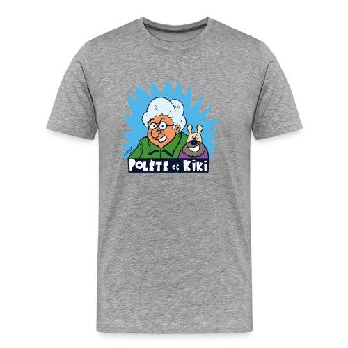 tshirt polete et kiki - T-shirt Premium Homme