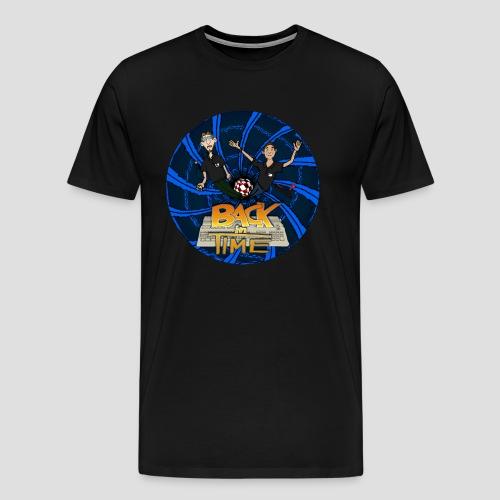 Back in Time - Männer Premium T-Shirt