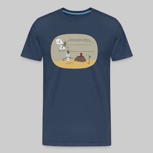 VJocys Abraham - Men's Premium T-Shirt