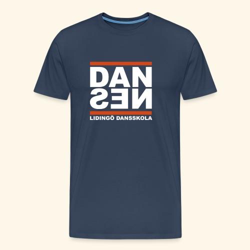 Dan Sen - Premium-T-shirt herr