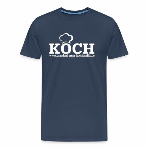 Kochfamilie de - Männer Premium T-Shirt