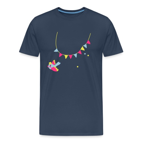 Spatz # Affentanz # bunt - Männer Premium T-Shirt