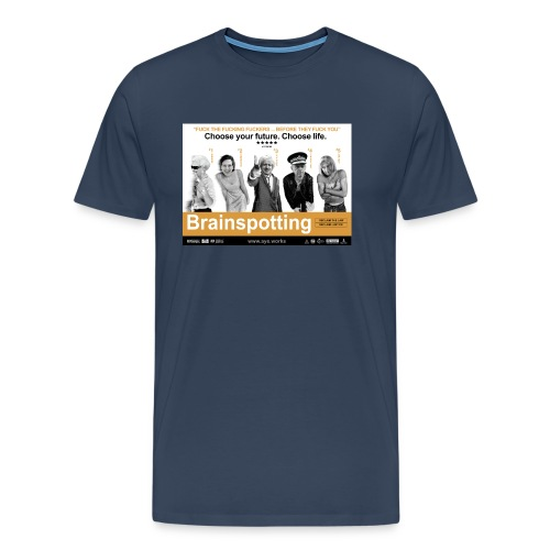 Brainspotting - Men's Premium T-Shirt