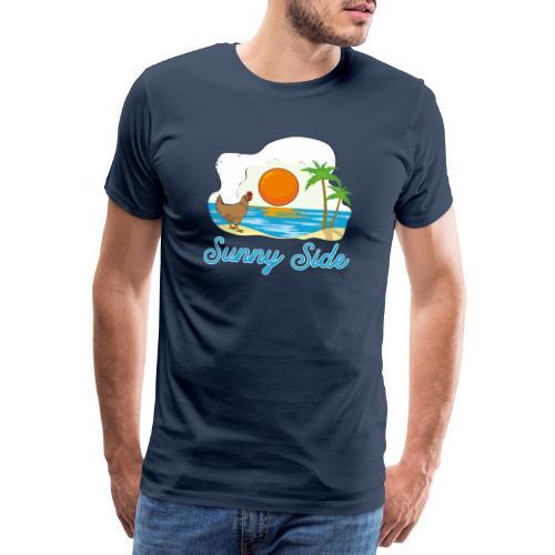 Sunny side - Maglietta Premium da uomo