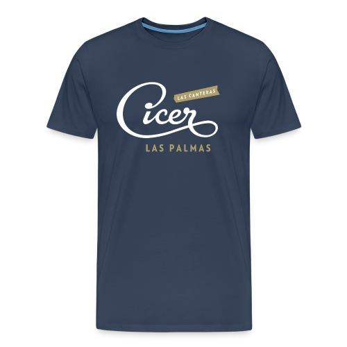 Cicer Las Canteras - Mannen Premium T-shirt
