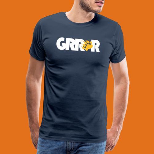 grrr2011 - Men's Premium T-Shirt