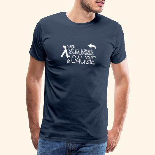Les scalaires à gauche - T-shirt Premium Homme