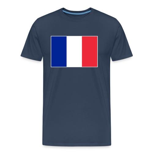 Drapeau France - T-shirt Premium Homme