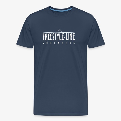 Freestyle-Line - Männer Premium T-Shirt