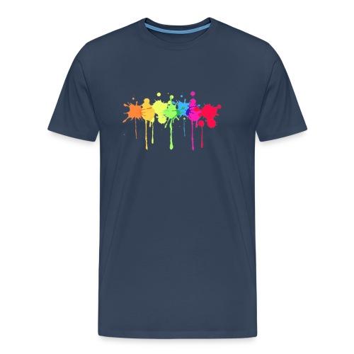 Colores colors - Camiseta premium hombre