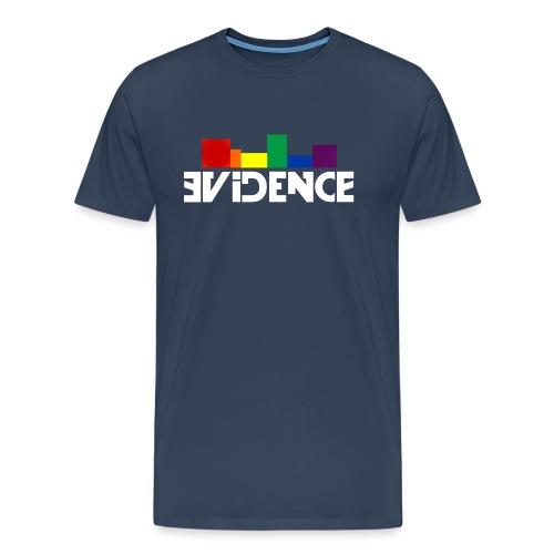 NEW EVIDENCE RAINBOW - T-shirt Premium Homme