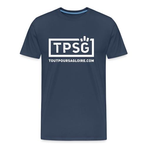 Logo TPSG - T-shirt Premium Homme