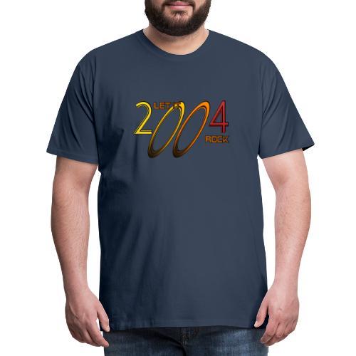 Let it Rock 2004 - Männer Premium T-Shirt
