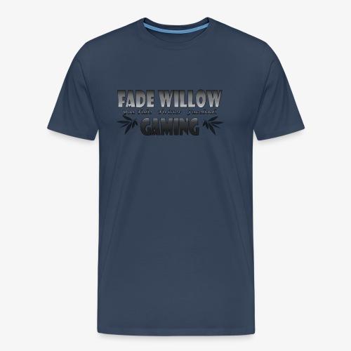 Fade Willow Gaming - Men's Premium T-Shirt