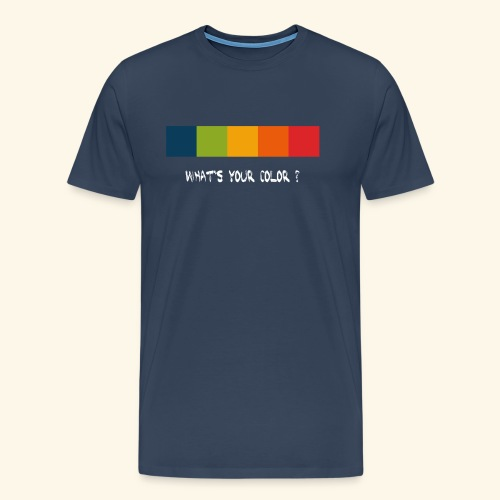 ps color spectrum w - Männer Premium T-Shirt
