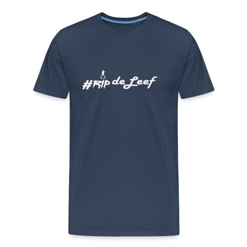 #RIPdeLeef - Mannen Premium T-shirt