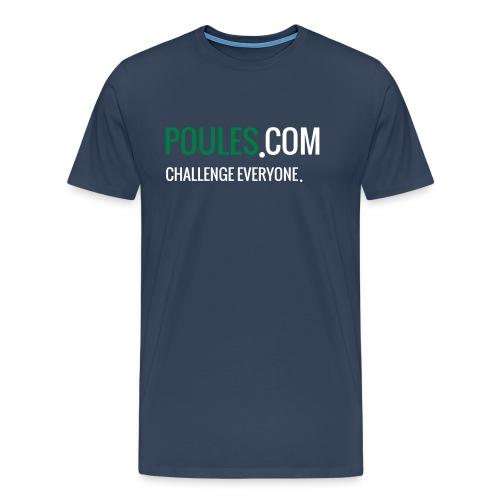 Challenge Everyone - Mannen Premium T-shirt