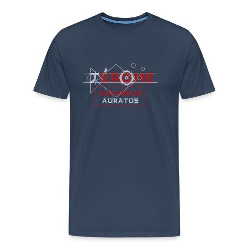 Logo Jérôme Carassius Auratus - Couleur - T-shirt Premium Homme