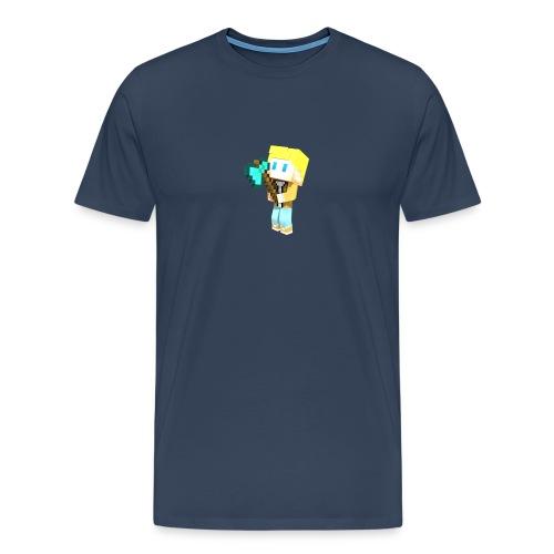 MerlinBebeRender0000 png - Männer Premium T-Shirt