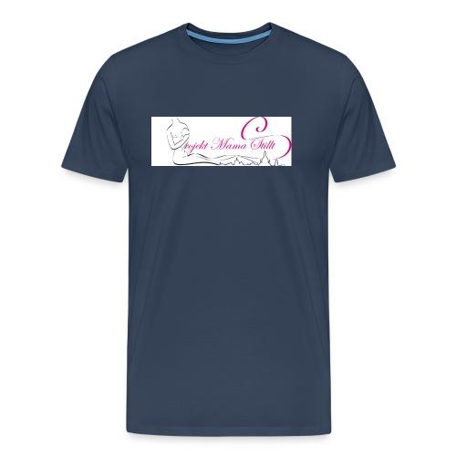 projektmamastillt pink - Männer Premium T-Shirt