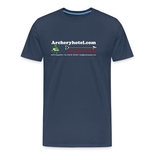 shirt_ruecken - Männer Premium T-Shirt