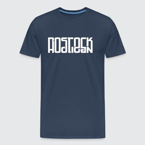 Rostock Hooligan - Männer Premium T-Shirt