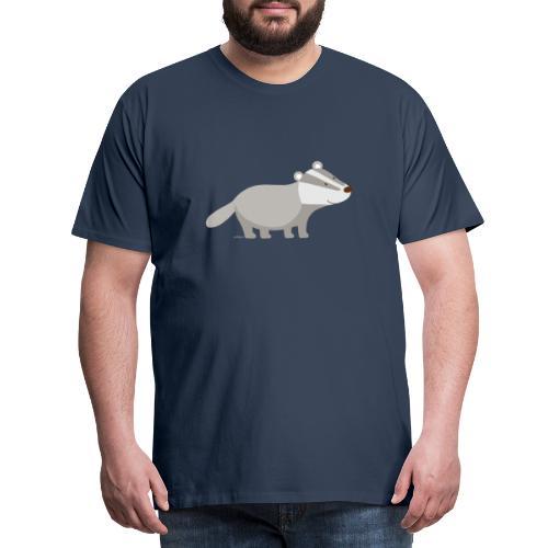 Dachs2 - Männer Premium T-Shirt