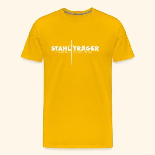 Stahlträger - Männer Premium T-Shirt
