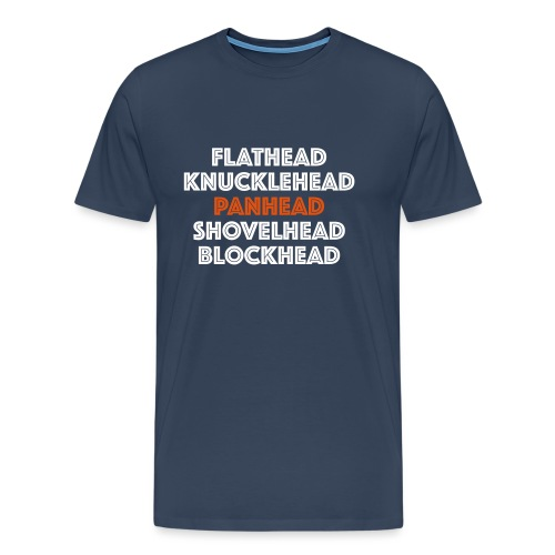 Panhead 2C - Mannen Premium T-shirt