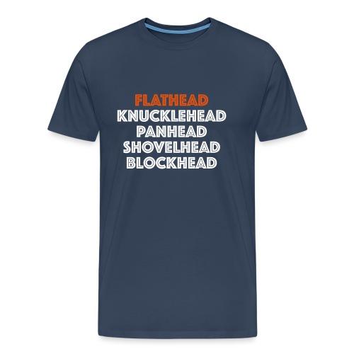Flathead 2C - Mannen Premium T-shirt