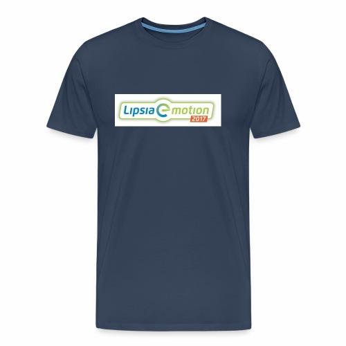 Liipsia-e-motion 2017 - Männer Premium T-Shirt