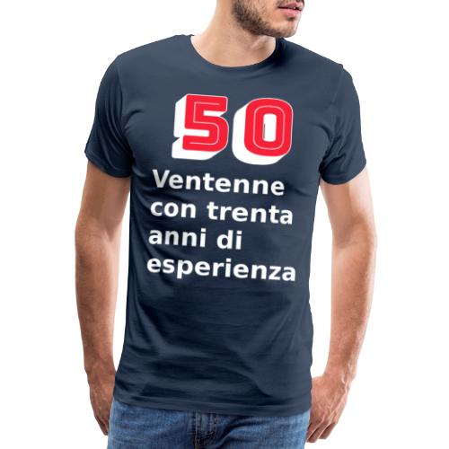 50 anni compleanno - Maglietta Premium da uomo