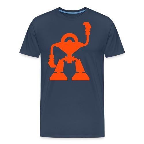 we_want_robots_solo_1 - Men's Premium T-Shirt