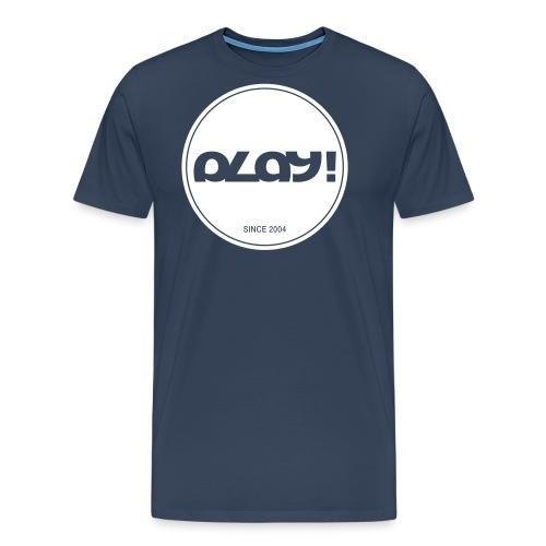 1346324 15920136 play logo since 2004 or - Männer Premium T-Shirt